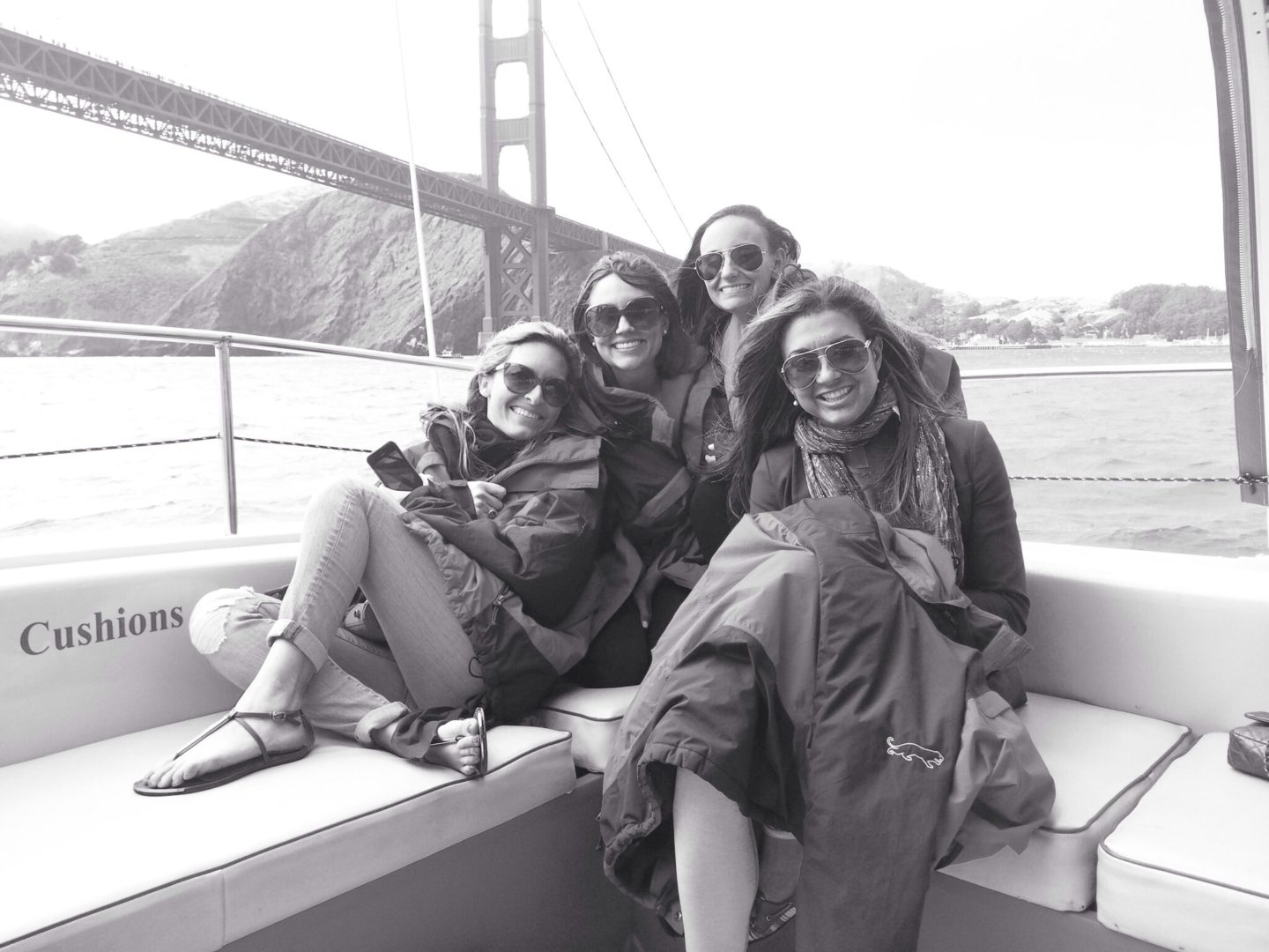 The Perfect Girls Getaway: San Francisco Edition