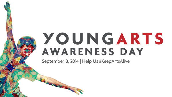 YoungArts Awareness Day September 8, 2014