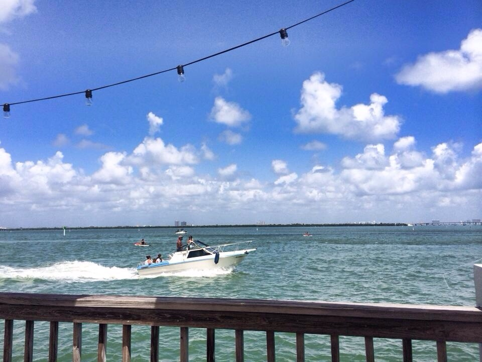 My Favorite Outdoor Brunch Spots in Miami 2014