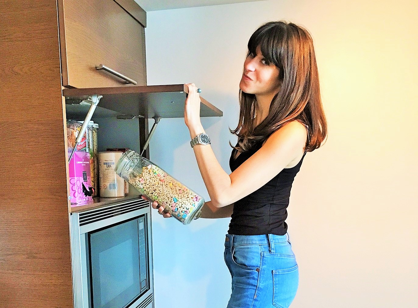 A Cupboard Cleaning to Kick-Start your New Year