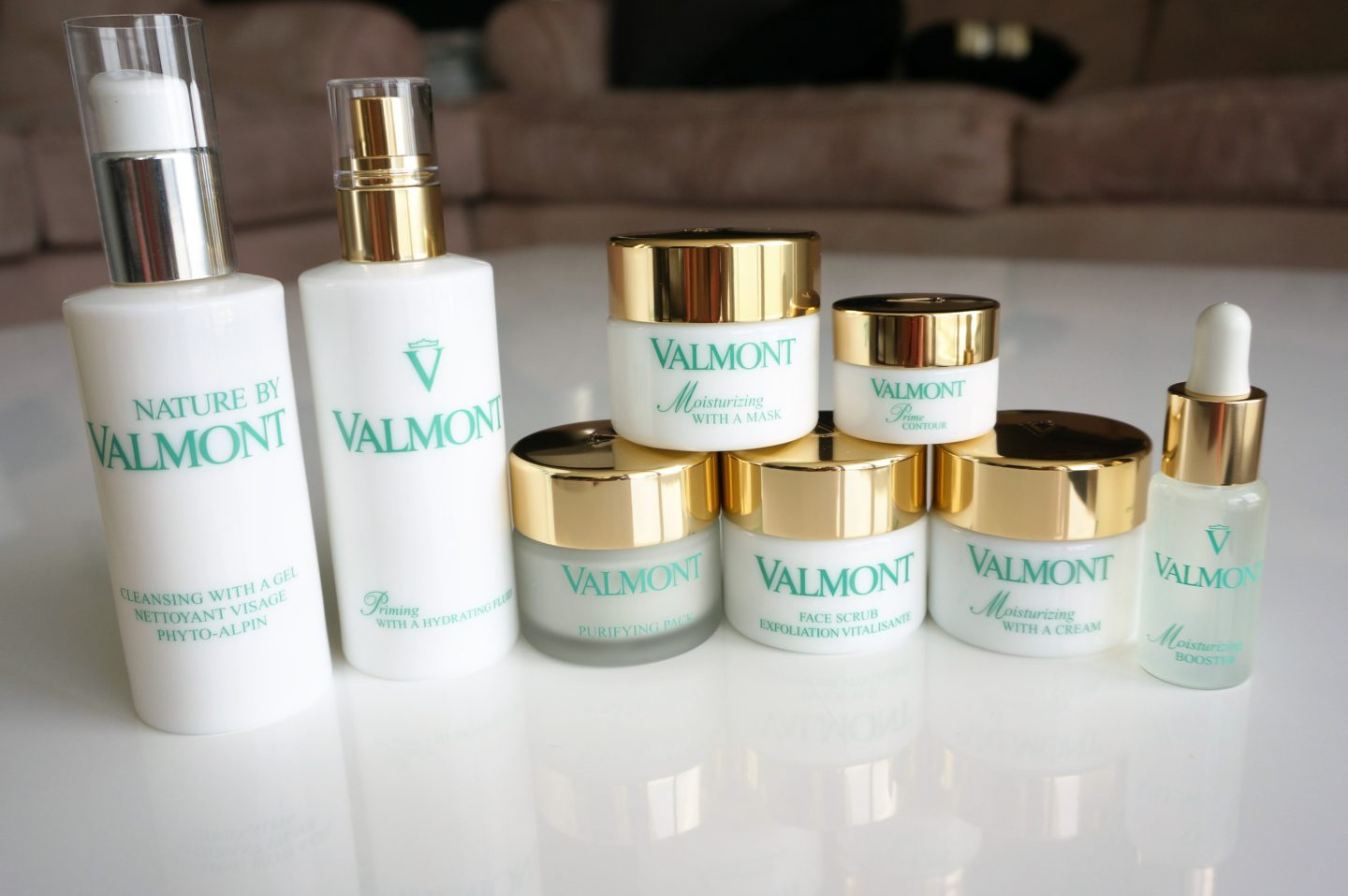 Valmont Daily Regimen Has Changed My Skin for a Dewy Complexion