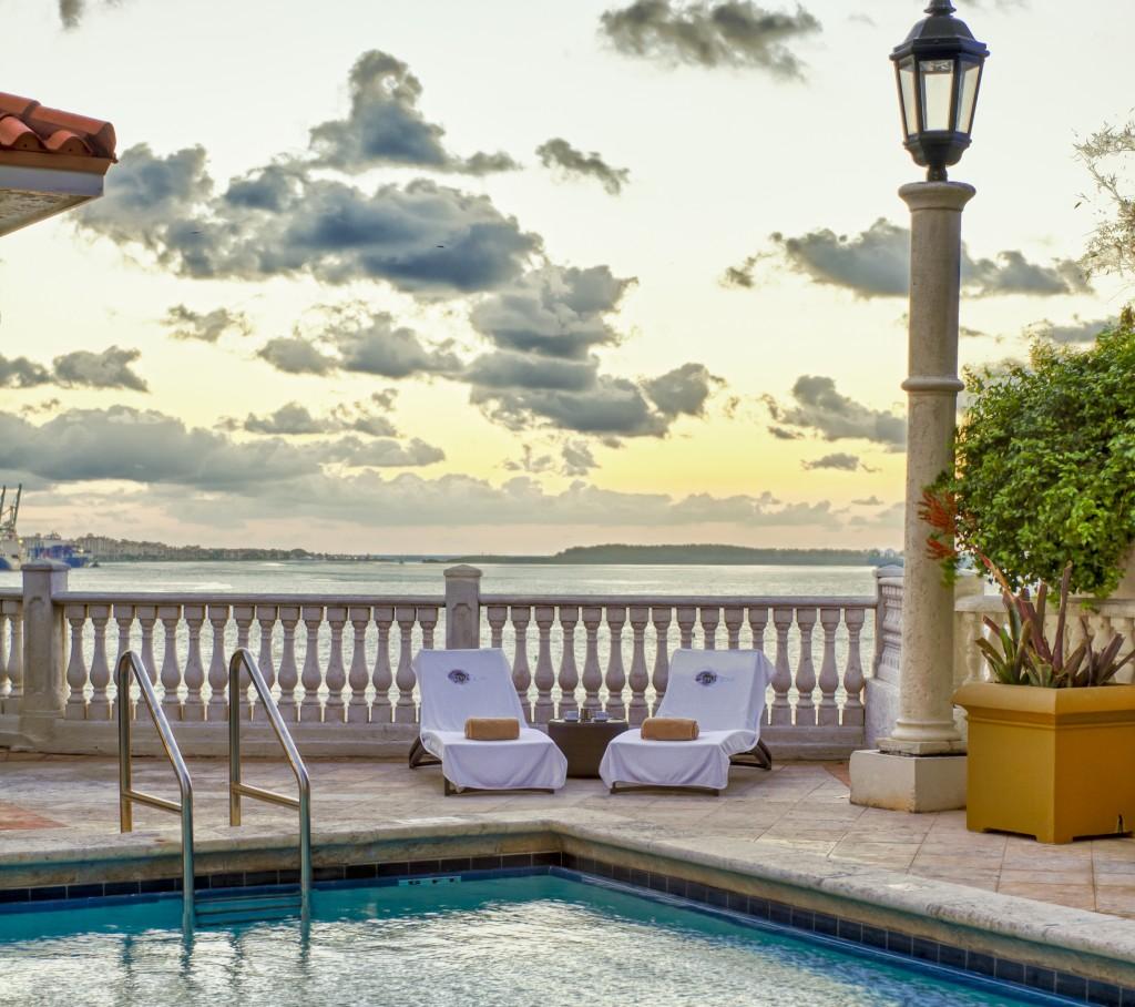 Relaxing Spa Retreat