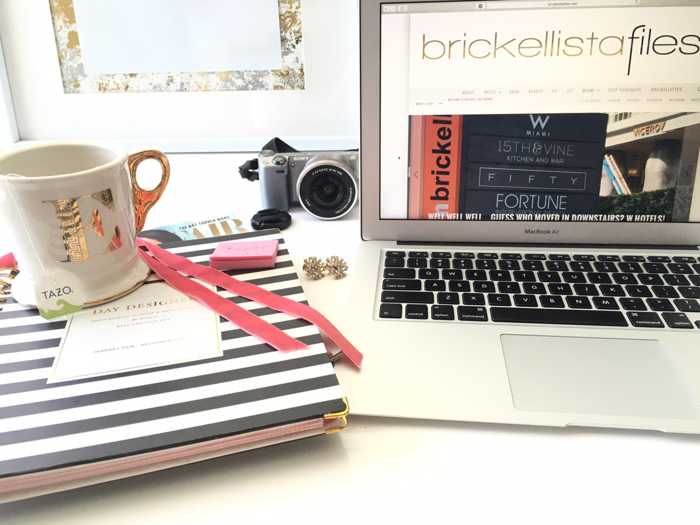 Blogspiration brought to you by Tazo!