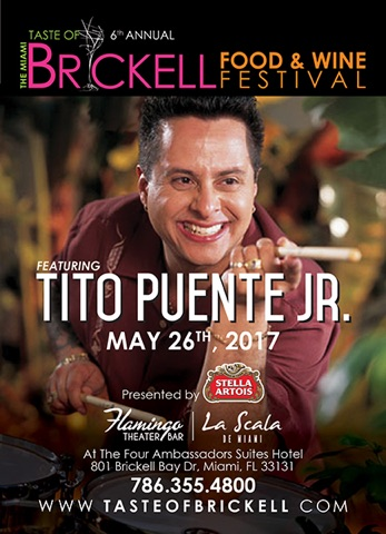 Taste of Brickell Food & Wine @ Flamingo Theatre Bar & La Scala de Miami at The Four Ambassadors Hotel | Miami | Florida | United States