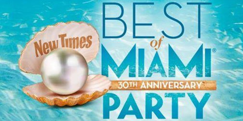 2017 New Times Best of Miami Party @ Phillip and Patricia Frost Museum of Science | Miami | Florida | United States