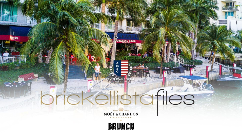Moet and Chandon Brunch presented by Brickellista