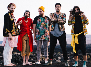 Young the Giant: Home of the Strange Tour @ Bayfront Park Amphitheater | Miami | Florida | United States