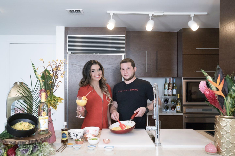In the Kitchen with Chef Xavier Torres of Drunken Dragon