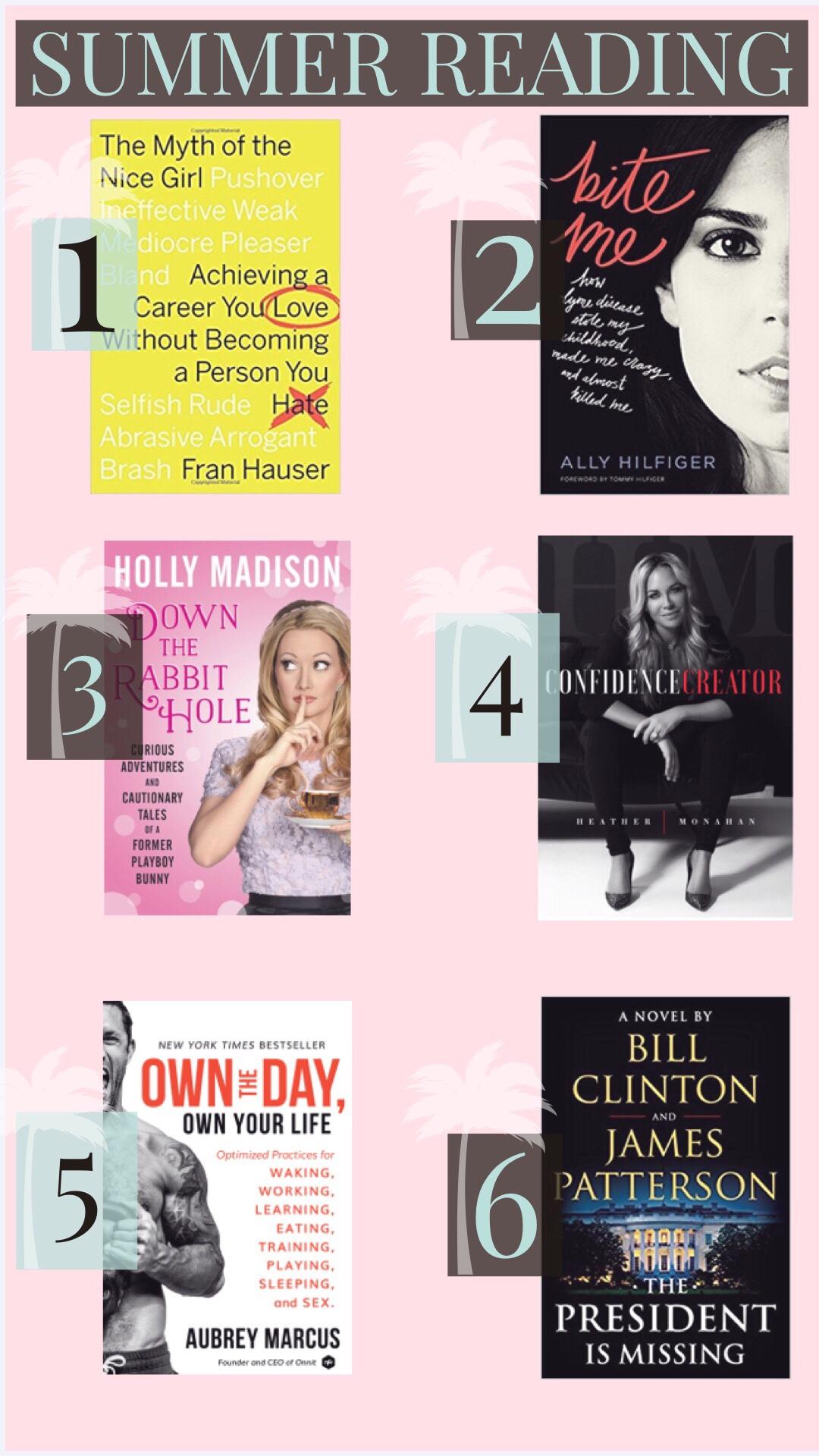An Empowering + Fun Summer Reading List